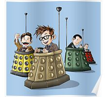 Bump the Doctor Poster