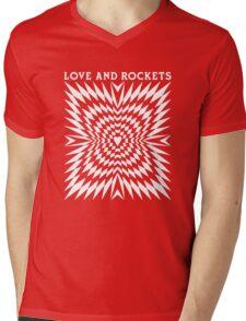 Love and Rockets band Mens V-Neck T-Shirt