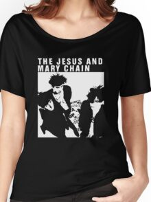 The Jesus and Mary Chain band Women's Relaxed Fit T-Shirt