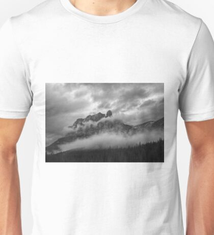 Castle in the Clouds Unisex T-Shirt