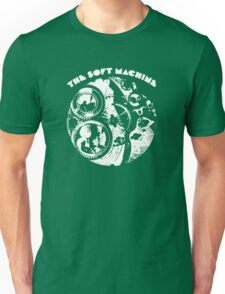 Soft Machine band - The Soft Machine  Unisex T-Shirt