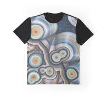Agate galaxy Graphic T-Shirt