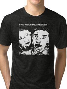 The Wedding Present band Tri-blend T-Shirt