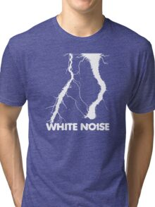 White Noise band - An Electric Storm Tri-blend T-Shirt