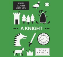 Once Upon A Time - A Knight Kids Clothes