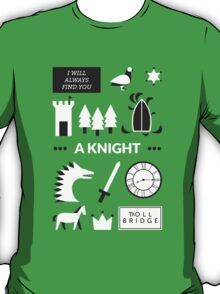 Once Upon A Time - A Knight T-Shirt