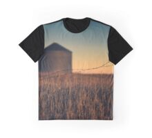 Country Morning Graphic T-Shirt