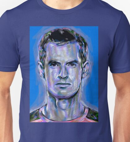 Andy Murray - TeamGB Unisex T-Shirt
