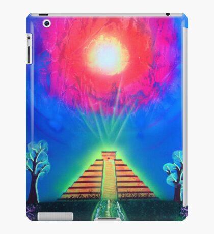 Maya Apocalypse iPad Case/Skin