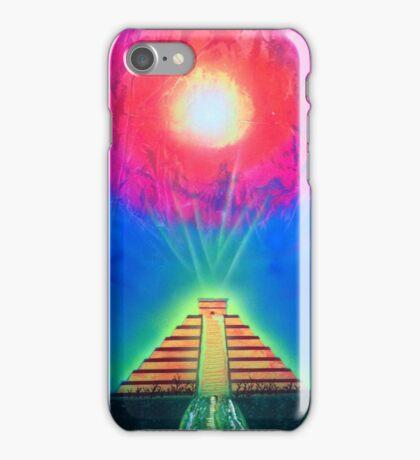 Maya Apocalypse iPhone Case/Skin