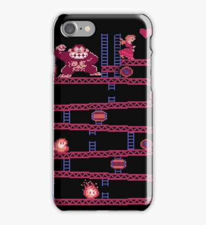 Kong Donkey iPhone Case/Skin