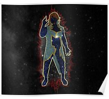 Hiroshi Tanahashi - Ace of the Galaxy Poster