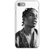 ASAP ROCKY BLACK WHITE iPhone Case/Skin