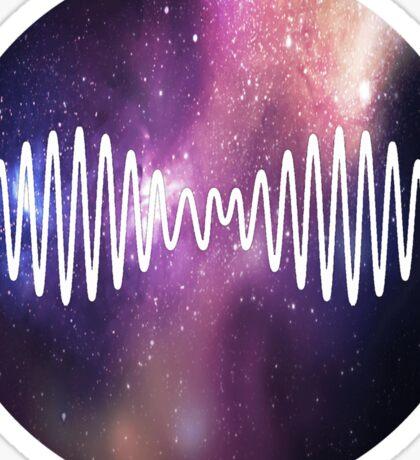 Arctic Monkeys Galaxy  Sticker