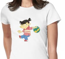 Non Olympic Sports: Bowling Womens Fitted T-Shirt