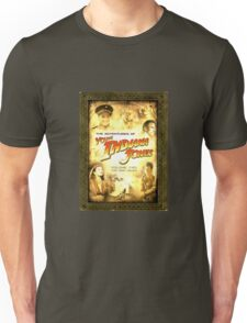young Indiana Jones  Unisex T-Shirt