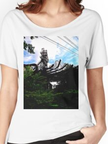 Brightly Dark Women's Relaxed Fit T-Shirt