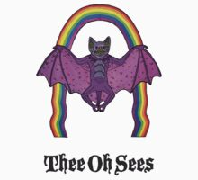 Thee Oh Sees Kids Tee