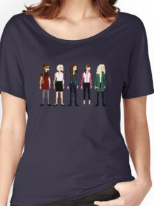 8-Bit Clone Club Women's Relaxed Fit T-Shirt