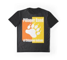 Pillager Band of Chippewa Indians Graphic T-Shirt