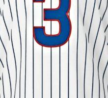 Chicago Cubs Ross Jersey  Sticker