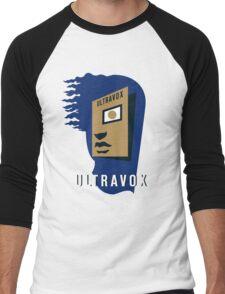 Ultravox Rage in Eden Men's Baseball ¾ T-Shirt