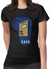 Ultravox Rage in Eden Womens Fitted T-Shirt
