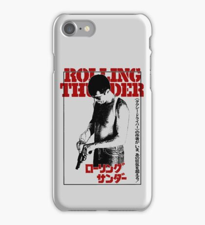 Major Charles Rane has come home to war ! iPhone Case/Skin