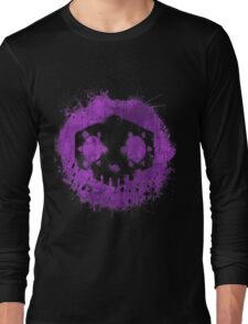 The hacker is here Long Sleeve T-Shirt