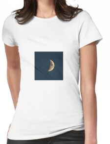 beach moon Womens Fitted T-Shirt