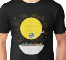 Sun Eating Planets for Breakfast Unisex T-Shirt