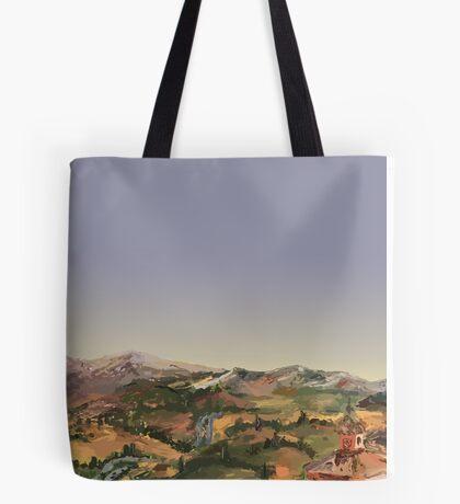Siena Landscape Tote Bag