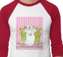 Supreme Marriage Equality Men's Baseball ¾ T-Shirt