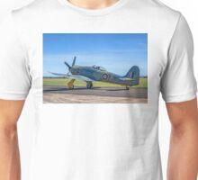 Hawker Fury F.1 G-CBEL SR661 Unisex T-Shirt