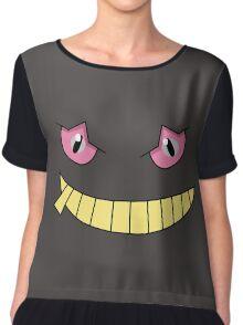 Pokemon Banette Face  Chiffon Top
