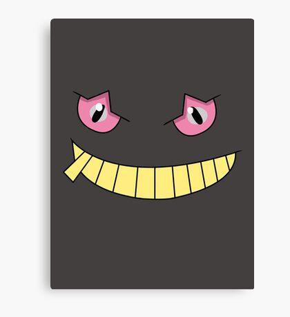 Pokemon Banette Face  Canvas Print