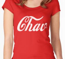 Chavtastic Women's Fitted Scoop T-Shirt