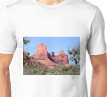 Rocks near Sedona, Arizona 5 Unisex T-Shirt