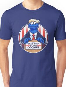 Grab Them By The Cookies Unisex T-Shirt