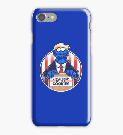 Grab Them By The Cookies iPhone Case/Skin