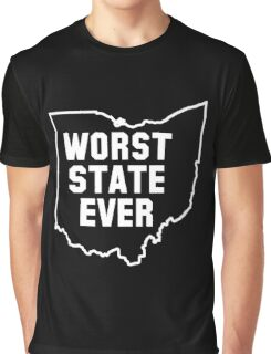 Worst State Ever Graphic T-Shirt