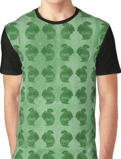 Squirrel Green Graphic T-Shirt