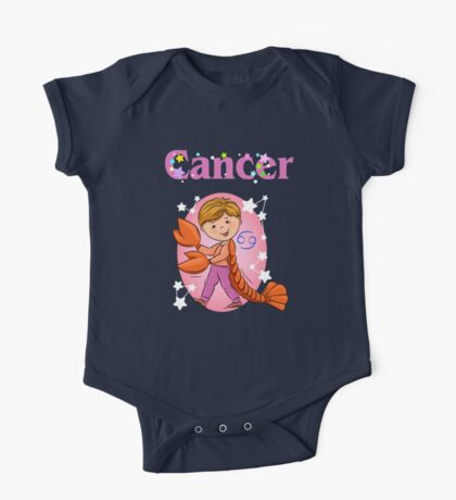 Baby Cancer One Piece - Short Sleeve