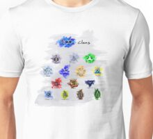 The 100 Clans Unisex T-Shirt