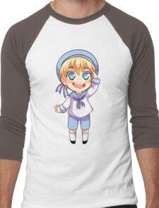 Sealand - Hetalia Men's Baseball ¾ T-Shirt