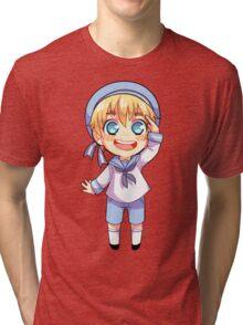 Sealand - Hetalia Tri-blend T-Shirt