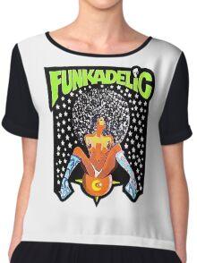 Funkadelic Chiffon Top
