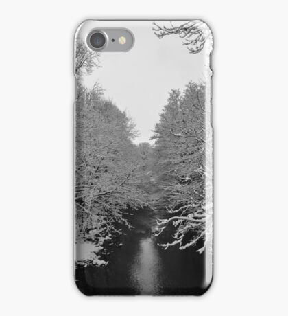 Snowy River iPhone Case/Skin