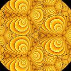 Apollonian Gasket Julia 001 by Rupert Russell