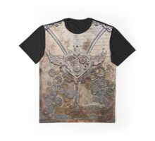 Steampunk Ricky Graphic T-Shirt